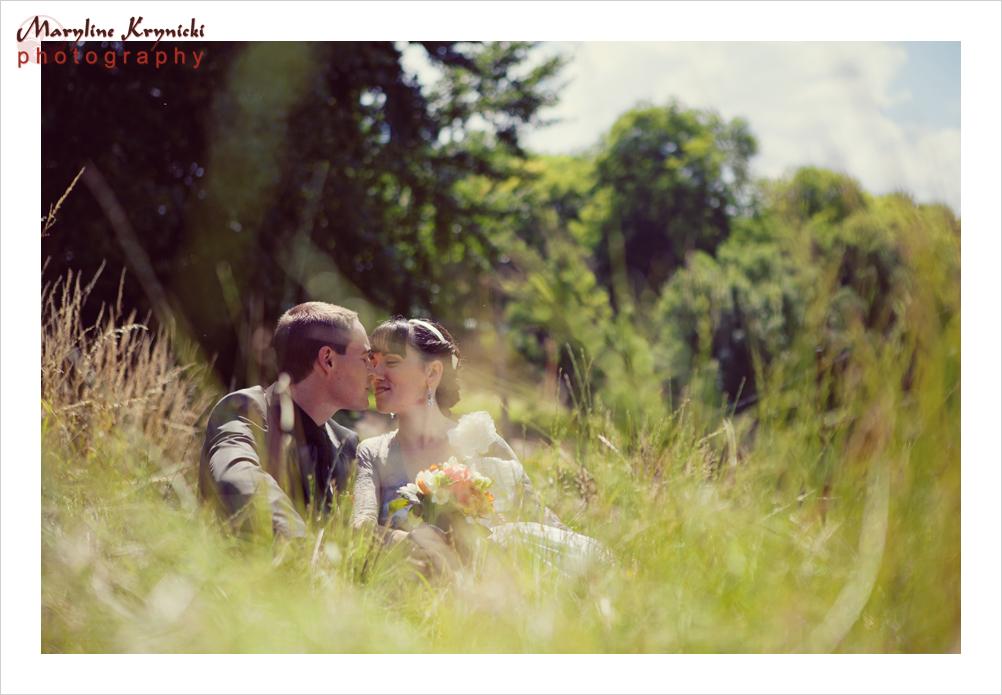 Mariage au Haras du Bois d'Argile