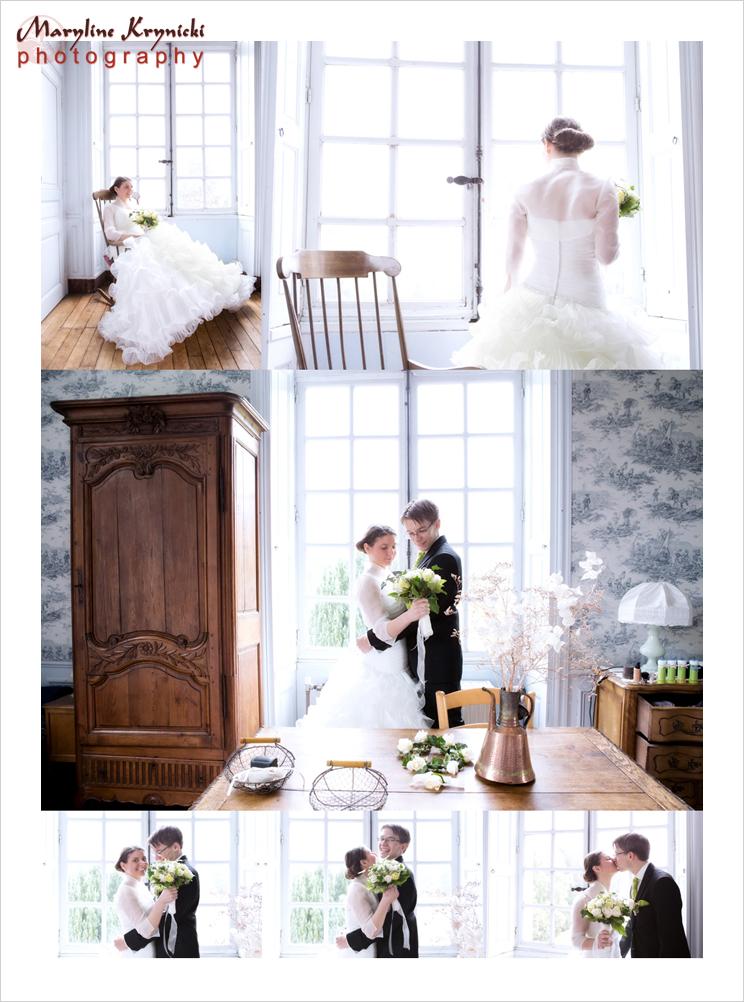 Mariage au Château de Fosseuse