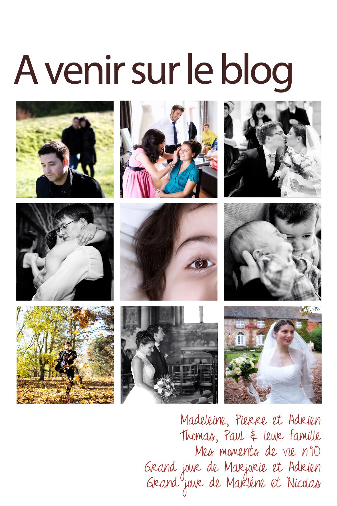 Photographe de mariage et de famille