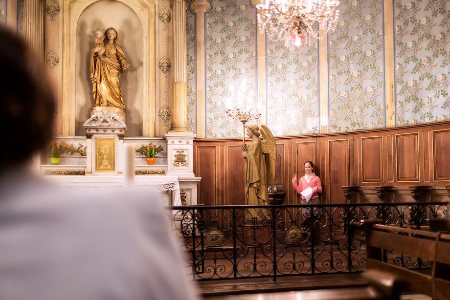 Fiançailles à Saint Germain-en-Laye