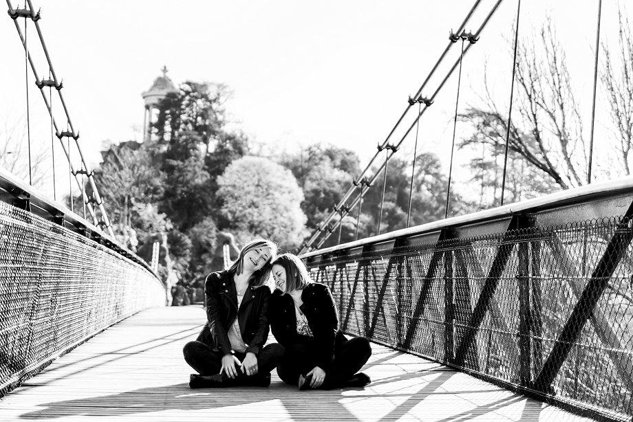 séance entre soeurs