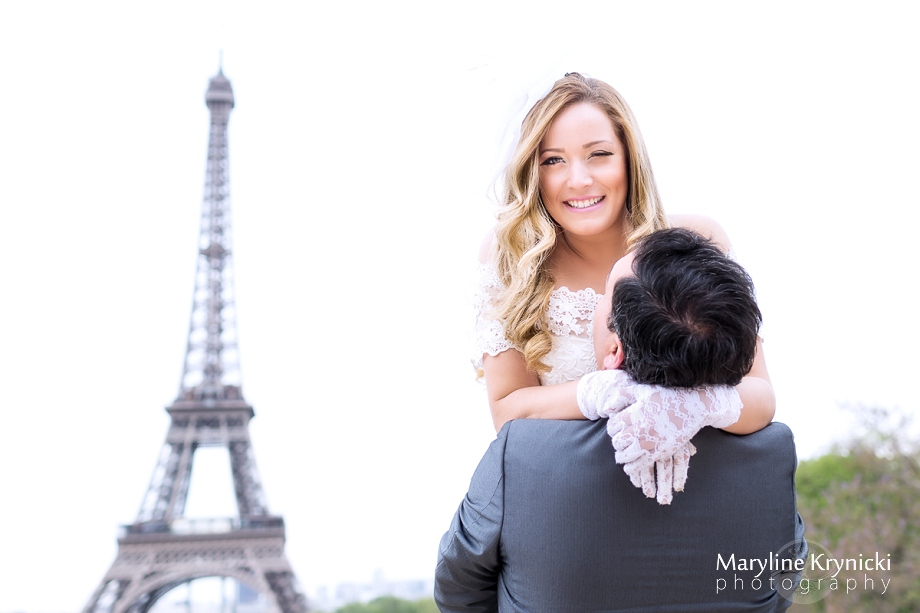 Session Paris Elopement
