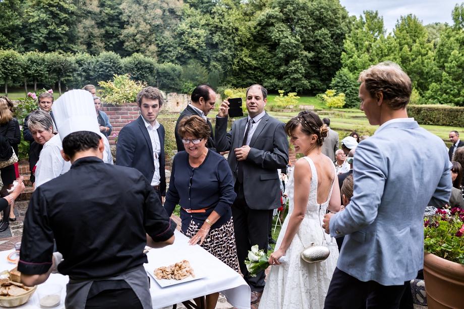 Mariage au Château de Mauvières
