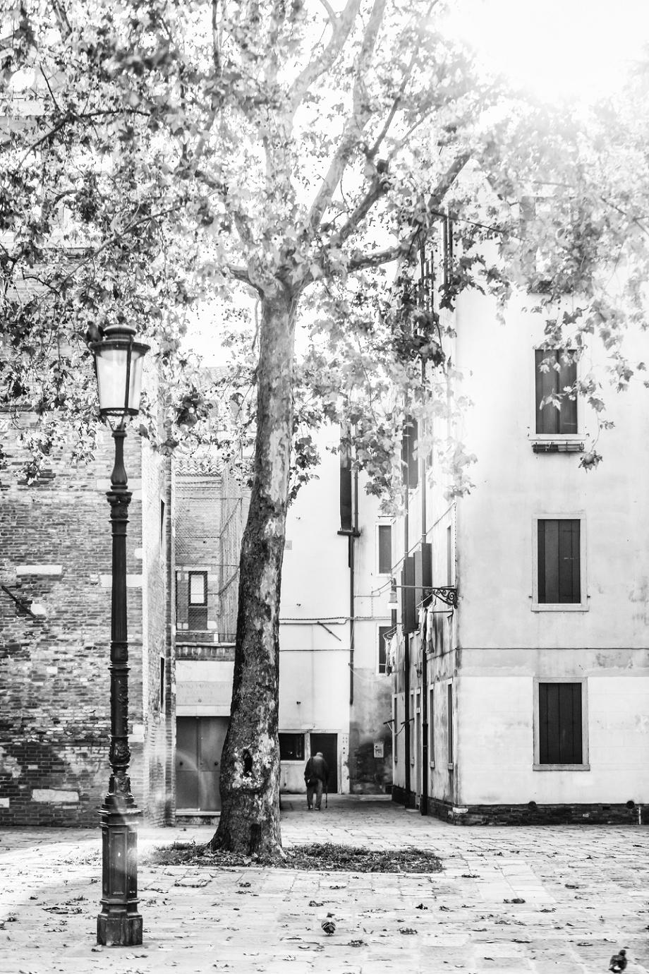 Photographe à Venise