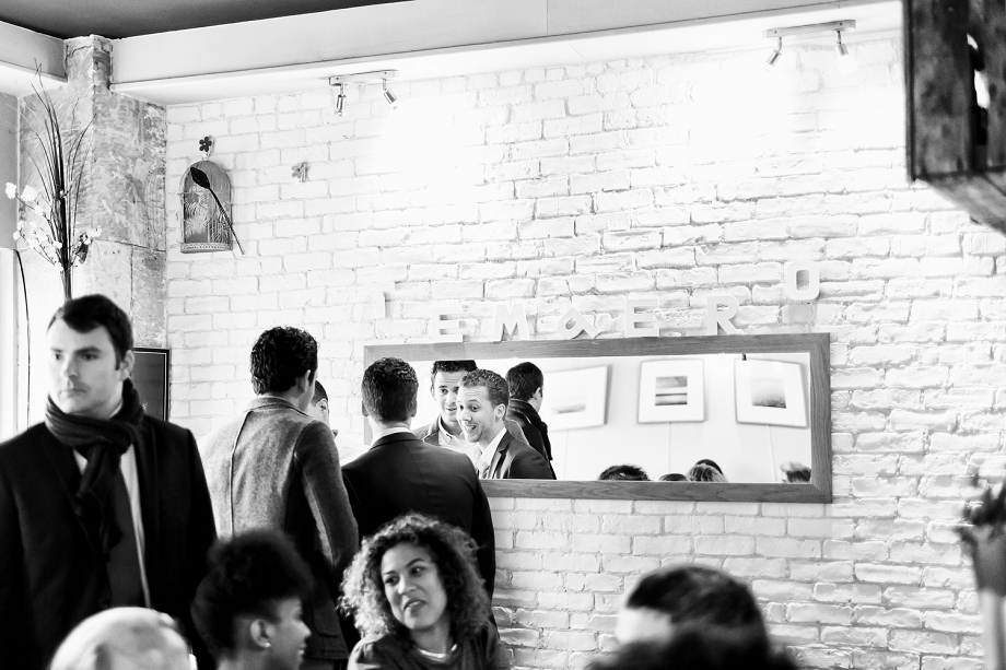 Baptême au restaurant Tempero à Paris