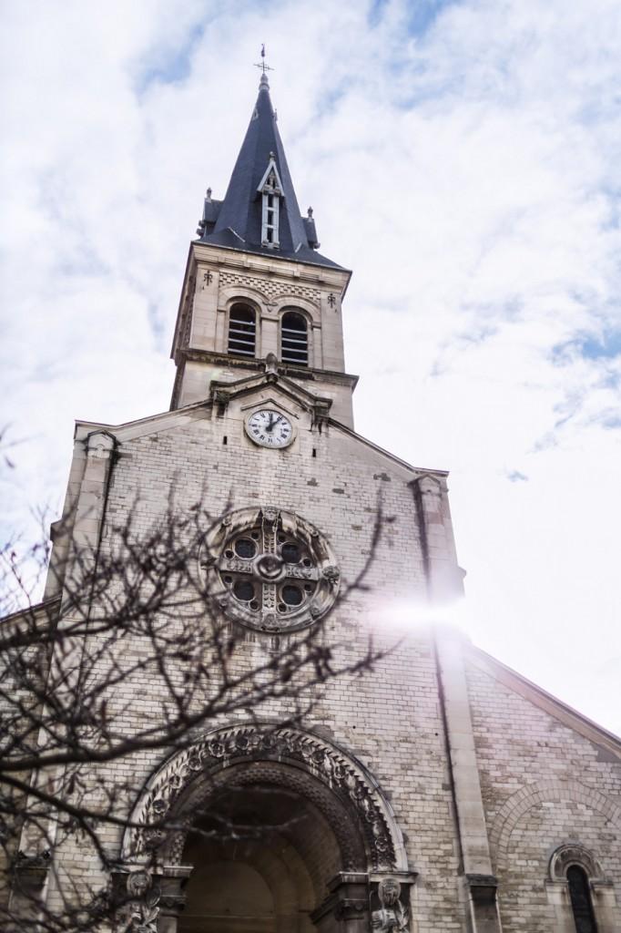 Eglise Notre Dame de la Gare
