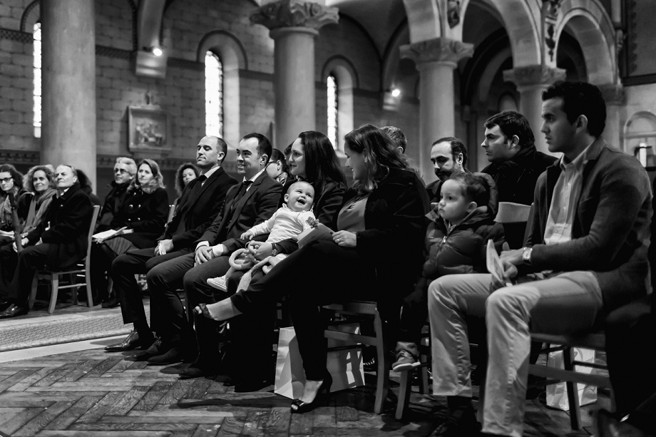 Baptême à Paris Eglise Notre Dame de la Gare