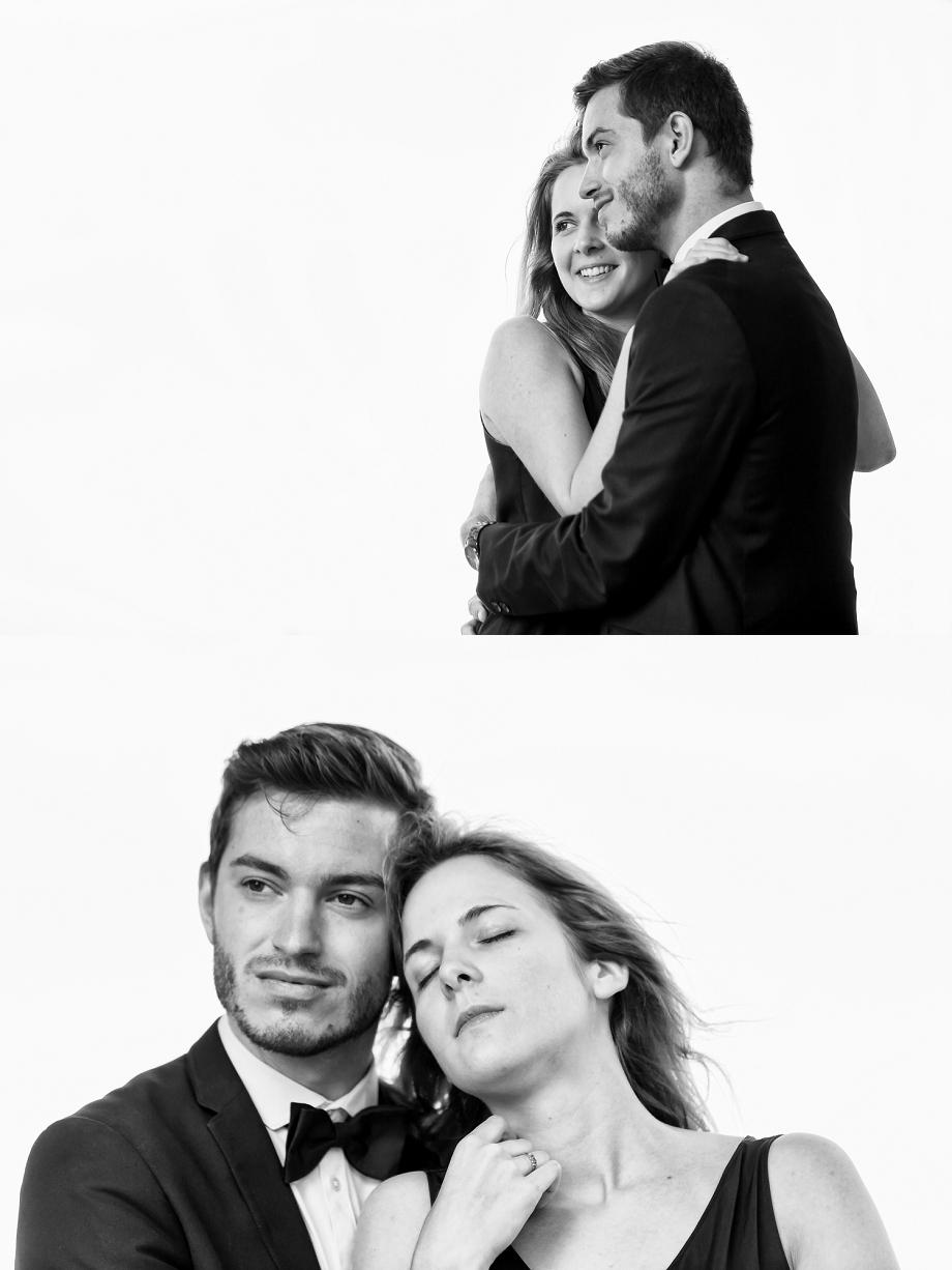 Séance couple cinéma à Paris