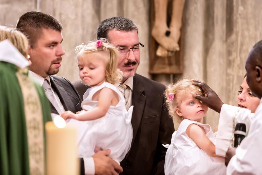 Reportage baptême Val d'Oise