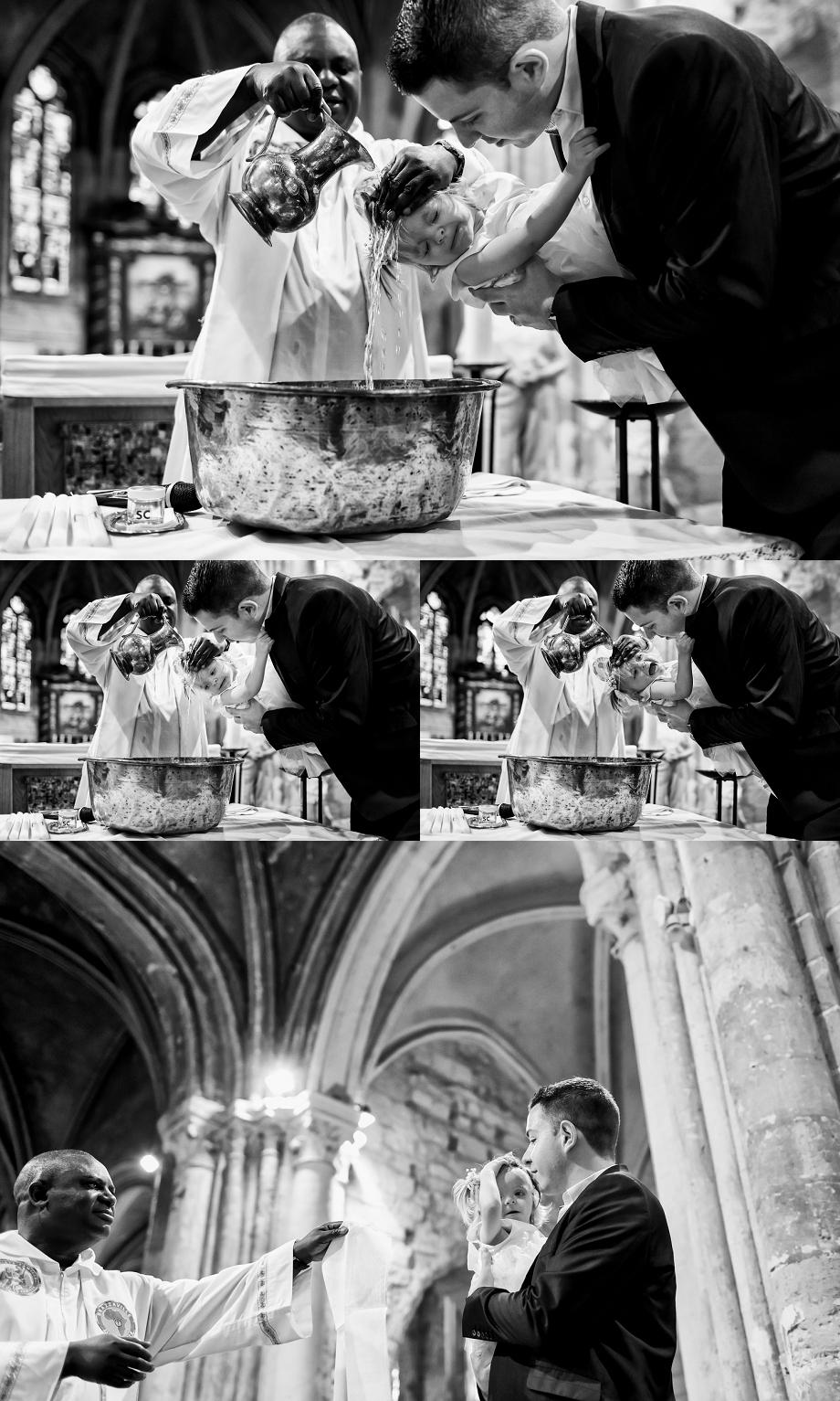 Reportage baptême Herblay