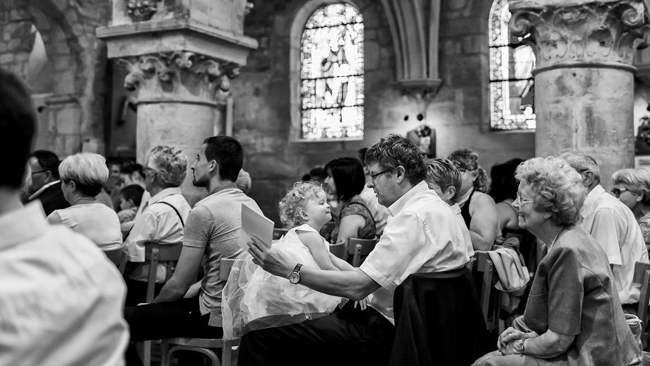 Reportage baptême Ile de France
