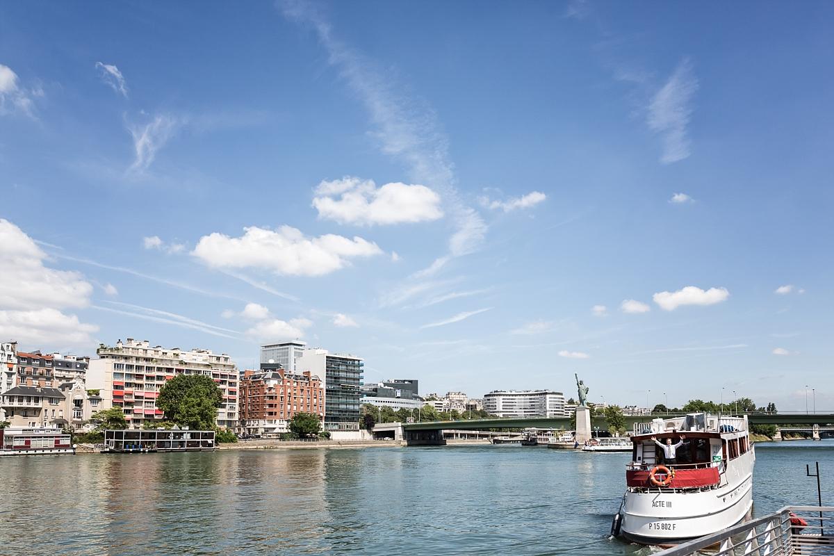 baptême paris yachts parisiens croisière sur la seine