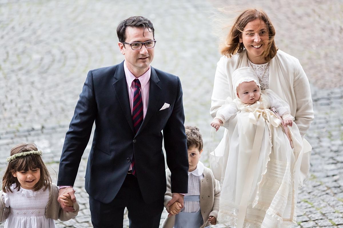 baptême à Paris