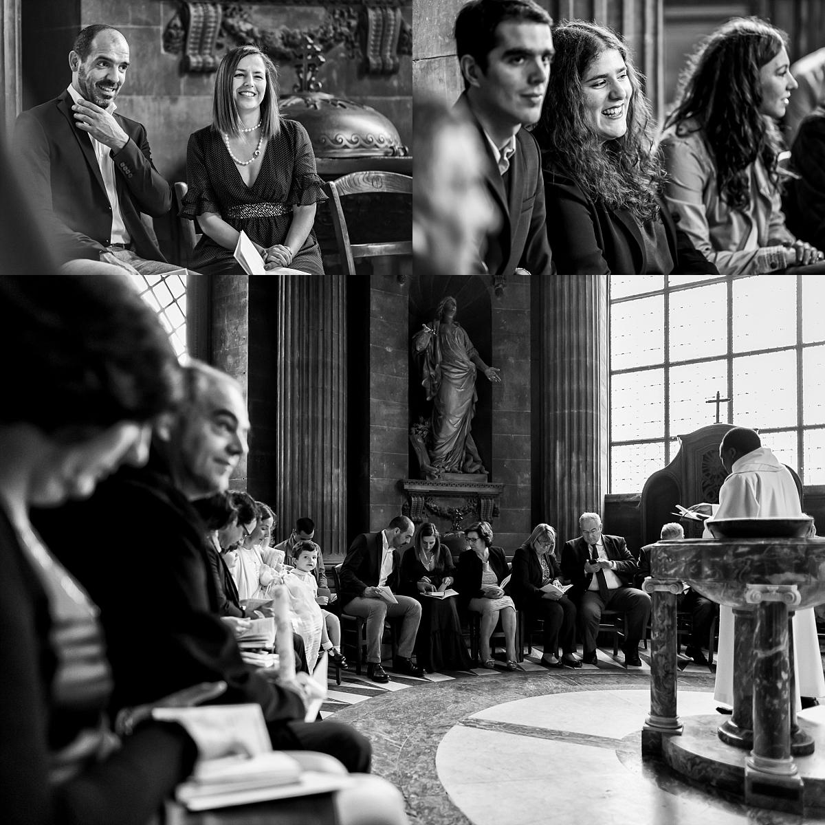 reportage baptême à Paris