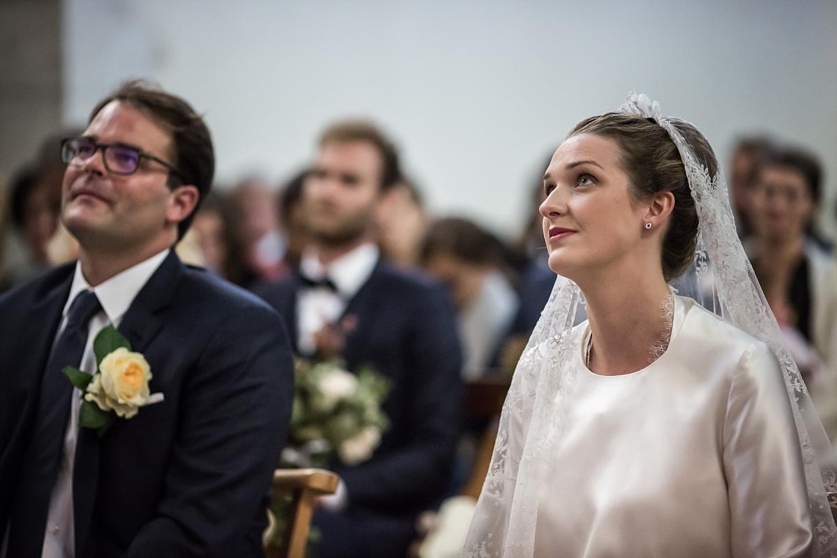mariage religieux cool dans les landes