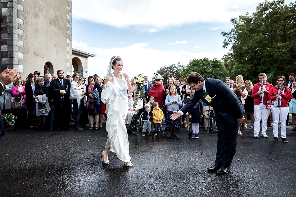mariage religieux dans les landes