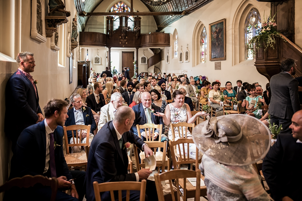 reportage mariage anglais