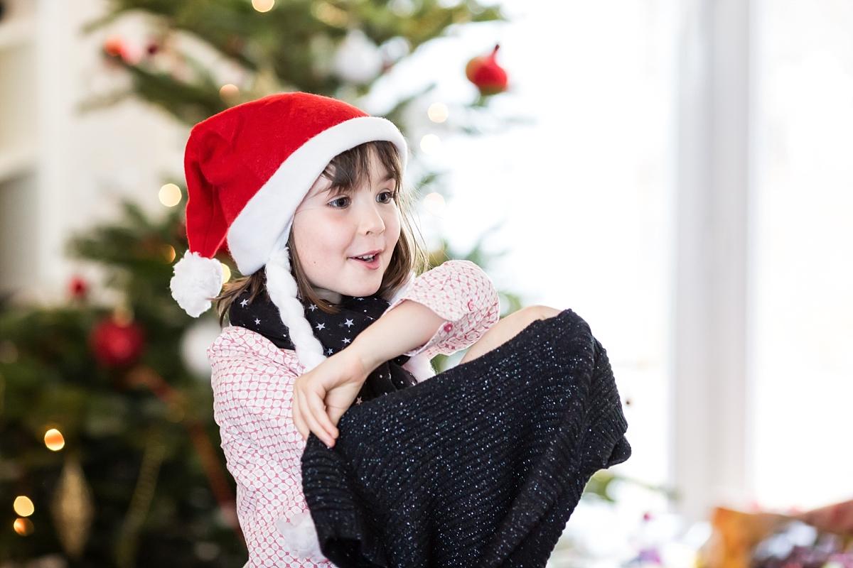 Une journée du quotidien pendant les vacances de Noël